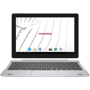 TABLETTE TACTILE THOMSON Tablette 2en1 - HERO10RK1BK16 - Ecran 10,1