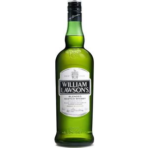 WHISKY BOURBON SCOTCH William Lawson's Blended Scotch 100 cl - 40°