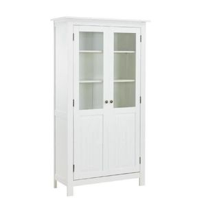 vitrine blanc laque achat vente vitrine blanc laque. Black Bedroom Furniture Sets. Home Design Ideas