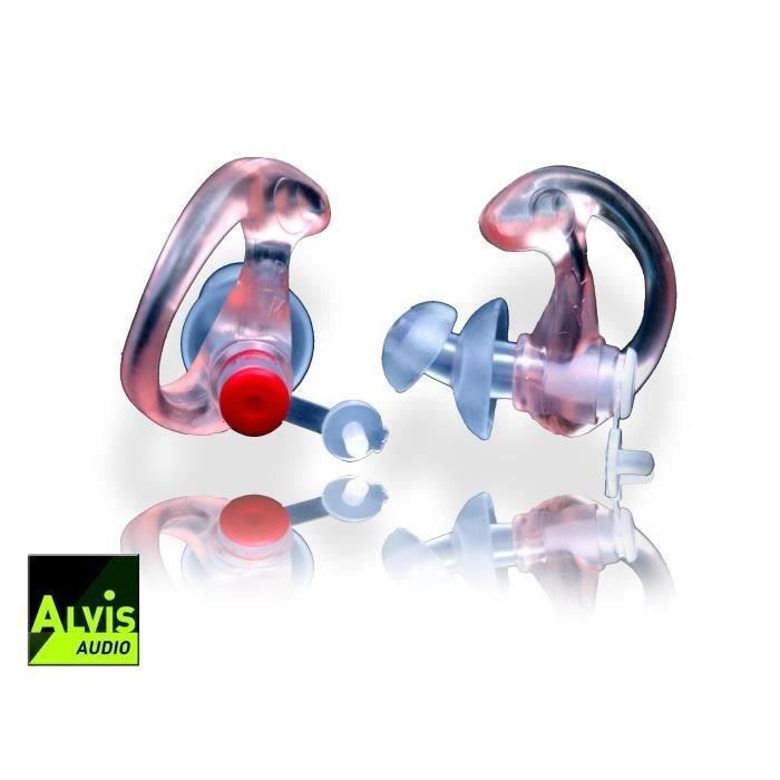 Dormir anti ronflement Bouchons d/'oreille Anti-Bruits 20db Protection Auditive