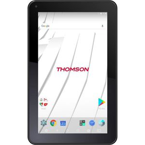 TABLETTE TACTILE THOMSON Tablette tactile TEO7-RK1BK8S 7