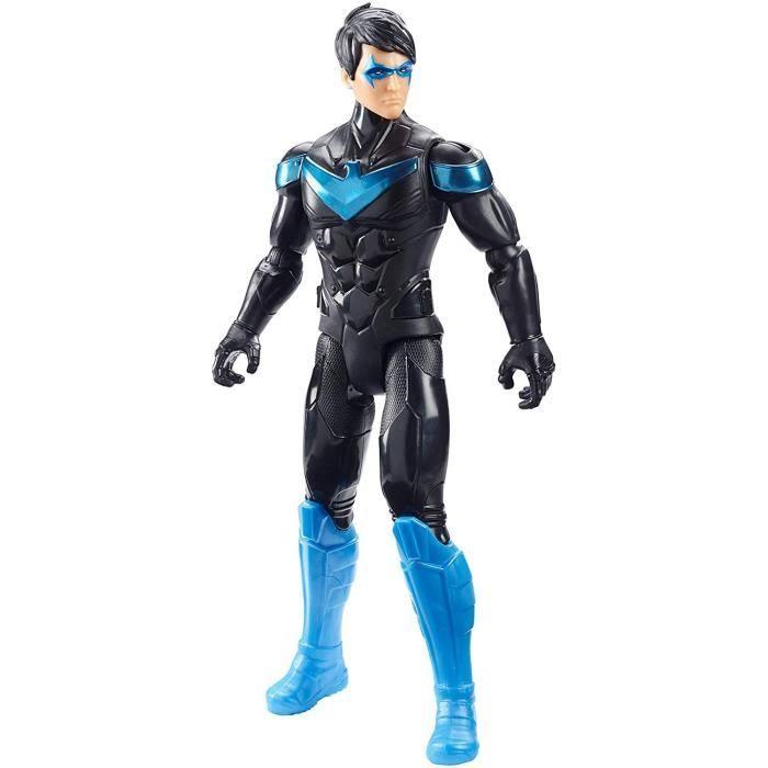 FIGURINE - PERSONNAGE Batman - Figurine 30cm Nightwing - Figurine d'acti