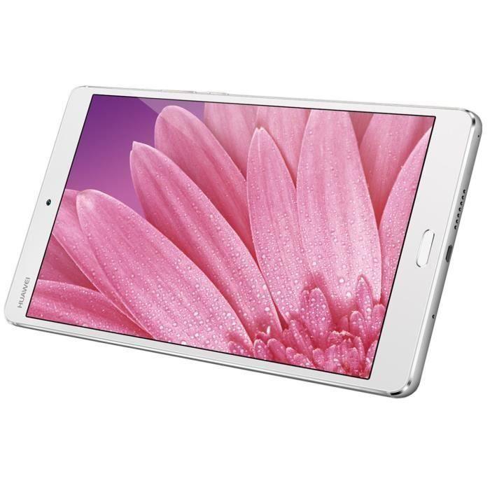 TABLETTE TACTILE Huawei Tablette Tactile - Mediapad M3 - 8,4'' - St