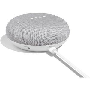 ASSISTANT VOCAL GOOGLE Home Mini FR - Blanc - Enceinte avec Assist