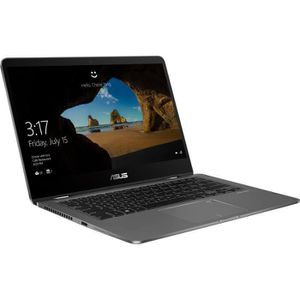 ORDINATEUR PORTABLE PC Portable Zenbook UX461UA-E1025T 14