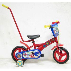 VÉLO ENFANT MICKEY Vélo Eva 2/3 ans 10'' Enfant