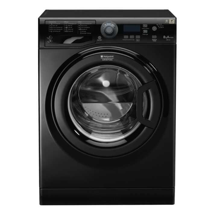 hotpoint wmf823k fr lave linge frontal 8kg 1200 tours a moteur induction achat. Black Bedroom Furniture Sets. Home Design Ideas