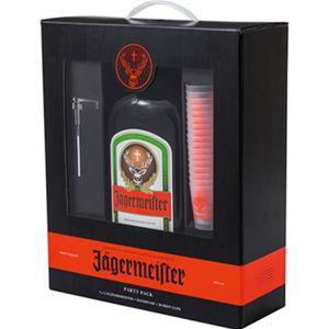 LIQUEUR Kit Jagermeister Magnum - Liqueur - 18 shooters -