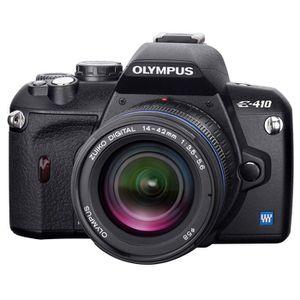 APPAREIL PHOTO RÉFLEX Olympus E-410 + 14-42 mm