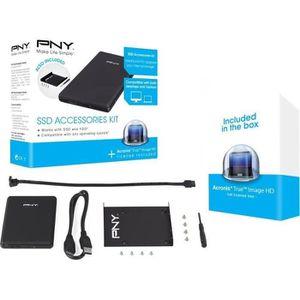 DISQUE DUR SSD PNY Kit de transfert    P-91008663-E-KIT