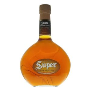 WHISKY BOURBON SCOTCH super Nikka 43° 70cl