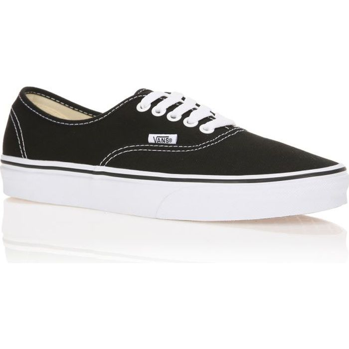vans authentic noire