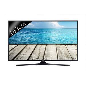 Téléviseur LED SAMSUNG - UE65KU6000KXZF - TV UHD 65'', Smart TV,