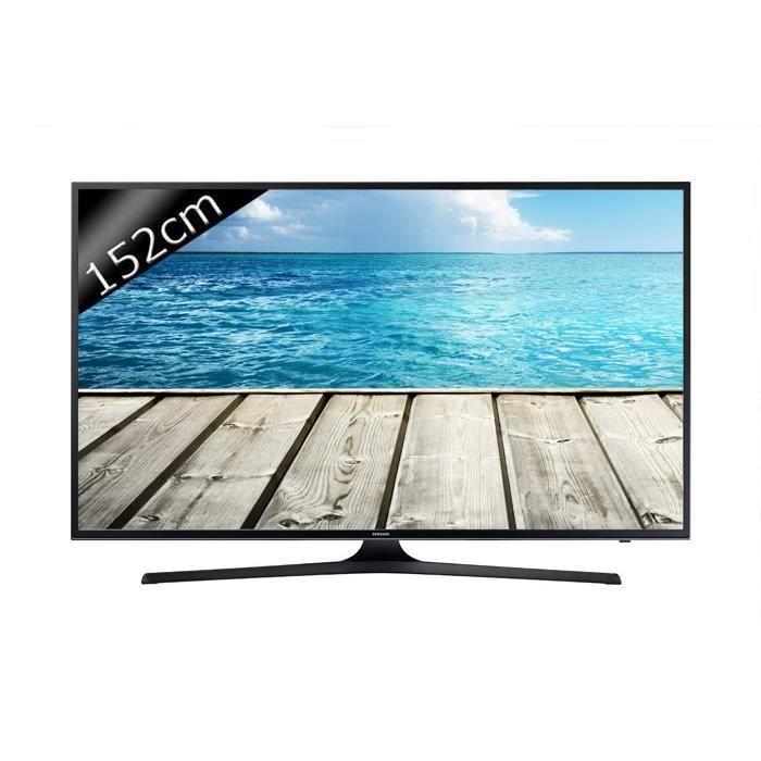 samsung ue60ku6000kxzf tv uhd 60 39 39 smart tv 1300 pqi. Black Bedroom Furniture Sets. Home Design Ideas