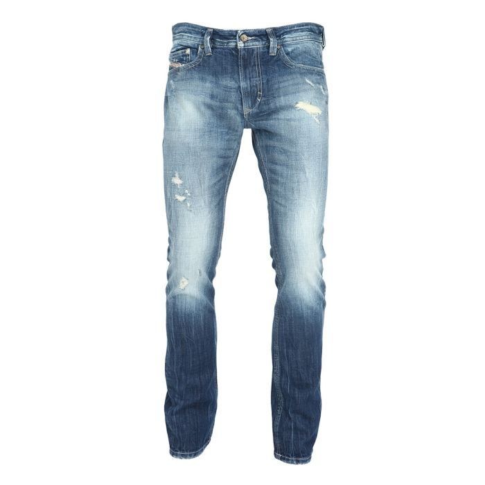diesel jean thavar homme stone achat vente jeans diesel jean thavar homme cdiscount. Black Bedroom Furniture Sets. Home Design Ideas