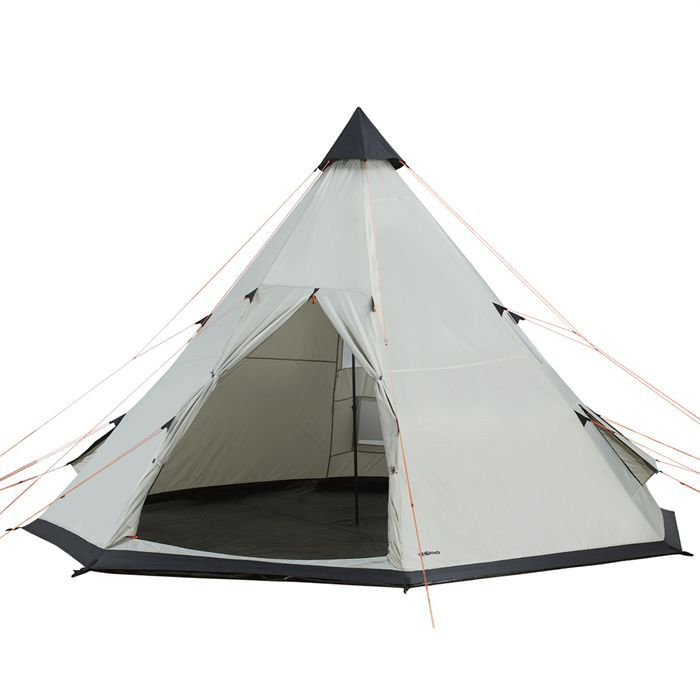 trigano tente familiale tipi cherokee 6 places achat. Black Bedroom Furniture Sets. Home Design Ideas