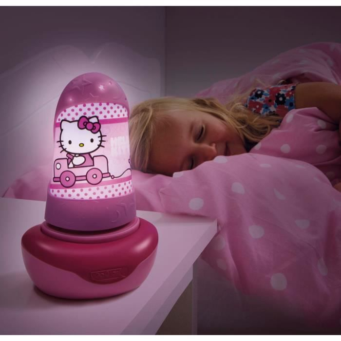 hello kitty veilleuse et lampe torche goglow achat. Black Bedroom Furniture Sets. Home Design Ideas