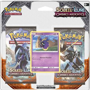 CARTE A COLLECTIONNER POKEMON - Soleil et Lune 3 - Pack 2 Boosters SL03