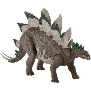 FIGURINE - PERSONNAGE JURASSIC WORLD Large Dino Rivals Stegosaurus - Fig