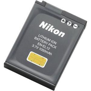 BATTERIE APPAREIL PHOTO NIKON Batterie EN-EL12 pour Coolpix S6000 / S7000