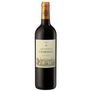 VIN ROUGE Tour de Charmail 2012 Haut-Médoc  - Vin rouge de B