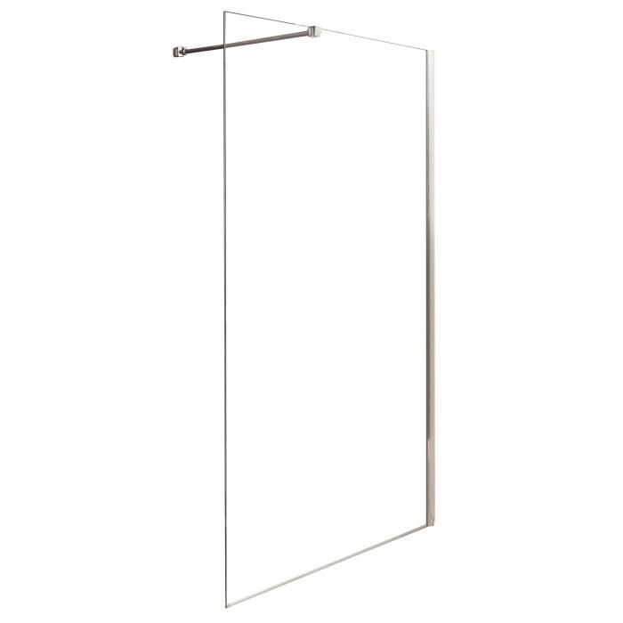 paroi de douche lat rale italienne 6mm 120cm achat vente porte de douche paroi lat rale. Black Bedroom Furniture Sets. Home Design Ideas