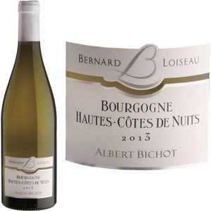 VIN BLANC Bernard Loiseau Albert Bichot Hautes Côtes de N...