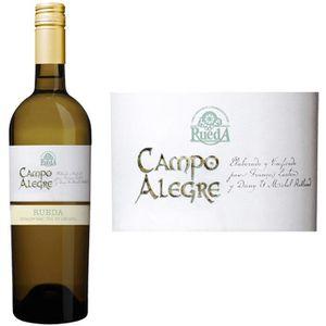 VIN BLANC Campo Alegre Rueda 2014 - Vin blanc x1