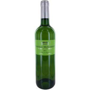 VIN BLANC Château Montaigut 2015 Côtes de Bourg - Vin blanc