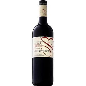VIN ROUGE Le B par Maucaillou 2016 Bordeaux Supérieur - Vin