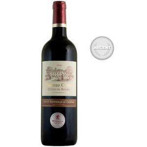 VIN ROUGE Château Caruel 2016 Côtes de Bourg - Vin rouge de