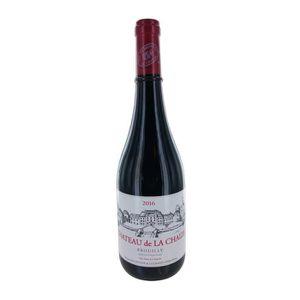 VIN ROUGE Château de la Chaize 2016 Brouilly - Vin rouge du
