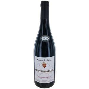 VIN ROUGE Comté Pallatin 2016 Crozes Hermitage - Vin rouge d