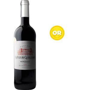 VIN ROUGE Château La Fleur Guillebot 2016 Bordeaux - Vin rou