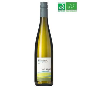 VIN BLANC Weingut Wittmann 100 Hugel 2017 Rheinhessen - Vin
