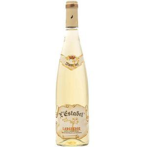 VIN BLANC L'Estabel 2017 Languedoc Cabrières - Vin blanc du
