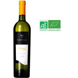 VIN BLANC Kabola 2017 Malvazija - Vin blanc de Croatie - Bio