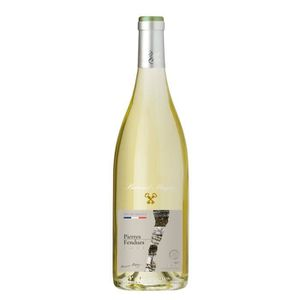 VIN ROSÉ Pierres Fendues 2017 Pays D'oc - Vin Blanc de Lang