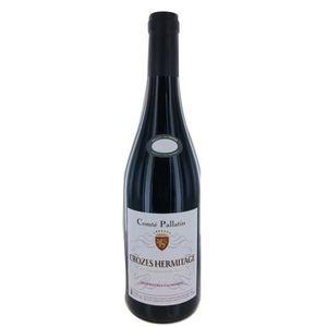 VIN ROUGE Compté Pallatin 2018  Crozes Hermitage - Vin Rouge