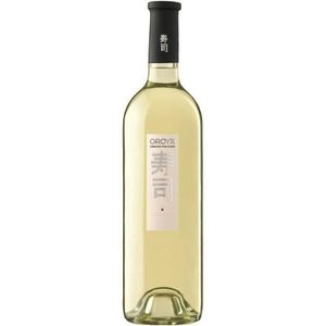 VIN BLANC Oroya 2018 Blanco Mancha - Vin blanc d'Espagne
