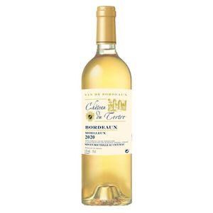 VIN BLANC Château du Tertre 2018 Bordeaux - Vin blanc de Bor