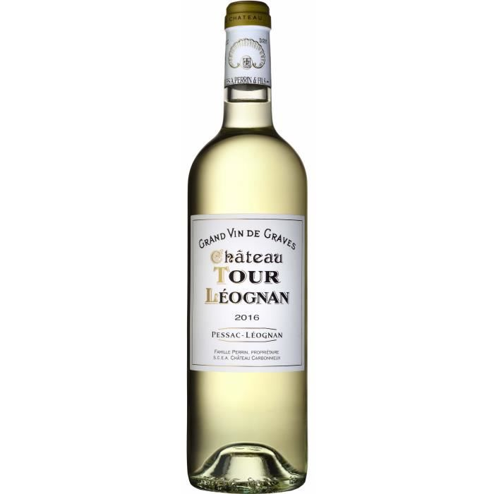 VIN BLANC Château Tour Léognan 2018 Pessac-Léognan - Vin bla