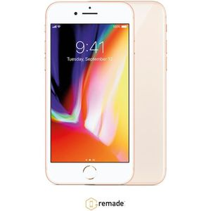 SMARTPHONE RECOND. iPhone 8 Or 256Go Reconditionné à neuf en France (