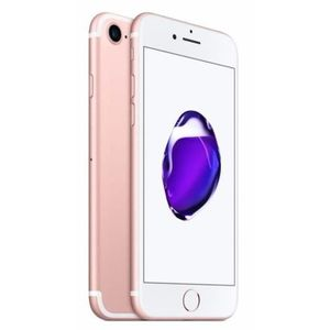SMARTPHONE iPhone 7 Rose 32 Go Reconditionné comme neuf + Pro