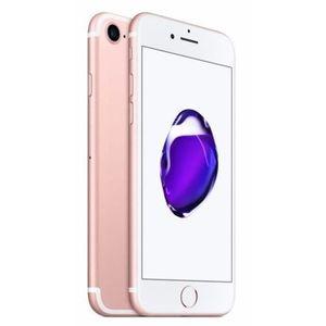 SMARTPHONE iPhone 7 Rose Reconditionné A++ 32 Go + Protège Ec