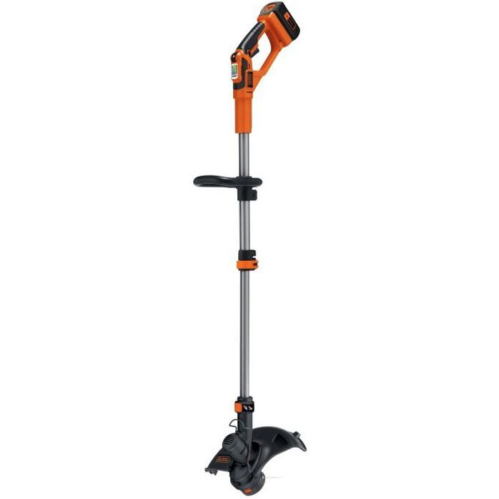 Coupe Bordure Black Et Decker Sans Fil