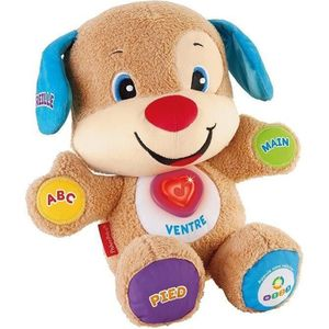 PELUCHE FISHER-PRICE - Puppy éveil progressif - Peluche in