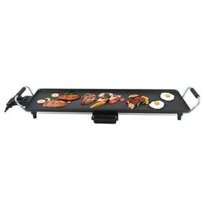 PLANCHA DE TABLE Plancha grill électrique - CONTINENTAL EDISON CEGP