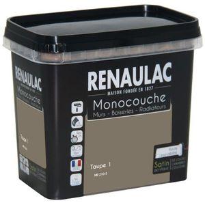 PEINTURE - VERNIS Peinture murale monocouche multi-support 0,75 L ta