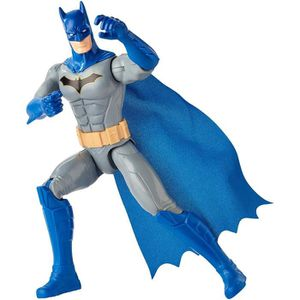 FIGURINE - PERSONNAGE Batman - Batman  Fig 30Cm Batman (Bleu) - 4 ans et